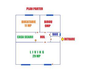 CUG EXPOMOBILA, duplex P+1+POD ,130 MP ,locație deosebită, ZERO COMISION - imagine 9