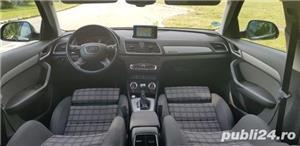 Audi Q3 QUATTRO 177CP S-TRONIC SPORT 2015 Euro 5 - imagine 3