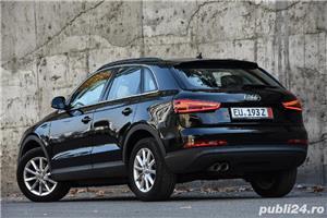 Audi Q3 QUATTRO 177CP S-TRONIC SPORT 2015 Euro 5 - imagine 9