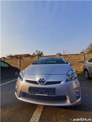 Toyota prius 3 hibrid 56000km - imagine 1