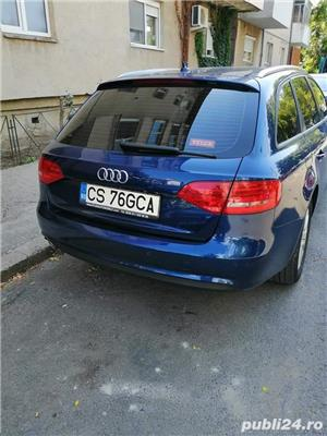 Audi A4 B8 break, 2000cmc, 150 cp  - imagine 6