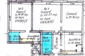 Apartament 4 camere de inchiriat Semicentral - imagine 2