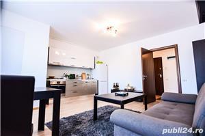 PROPRIETAR - VANZARE Apartament 2 camere Decomandat, Lux, Baneasa, Herastrau, Residence 5 - imagine 2
