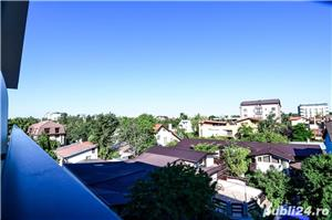PROPRIETAR - VANZARE Apartament 2 camere Decomandat, Lux, Baneasa, Herastrau, Residence 5 - imagine 8