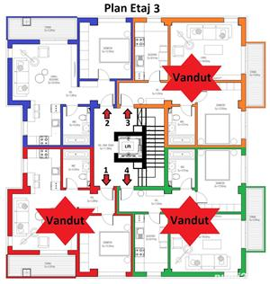 Apartament 2 camere 50,15mp parter in bloc 2019 cu loc de parcare gratuit - imagine 6