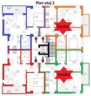 Apartament 2 camere 50,15mp parter in bloc 2019 cu loc de parcare gratuit - imagine 5