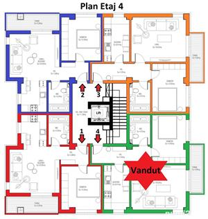 Apartament 2 camere 50,15mp parter in bloc 2019 cu loc de parcare gratuit - imagine 7