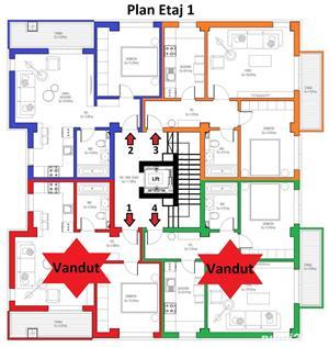 Apartament 2 camere 50,15mp parter in bloc 2019 cu loc de parcare gratuit - imagine 4