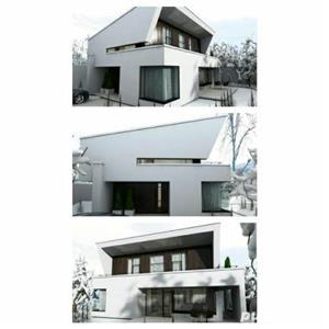 Cartier Rezidential ~ Case Moderne de Vanzare ~ Parcele Teren de Vanzare - imagine 8
