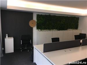 Herastrau Primaverii office 2 camere parcare subterana paza - imagine 4