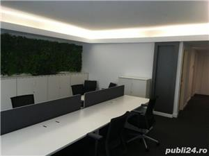 Herastrau Primaverii office 2 camere parcare subterana paza - imagine 3