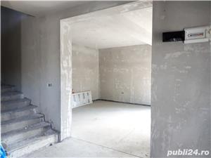Dezvoltator casa duplex 4 cam 2 bai 120 mp intabulat la gri Selimbar - imagine 5