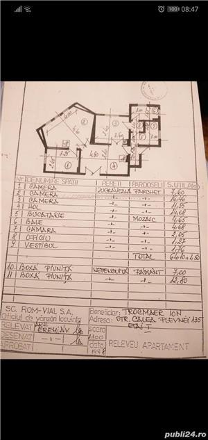 Apartament cu 3 camere 65 mp in vila Calea Plevnei cu Noica direct proprietar - imagine 10