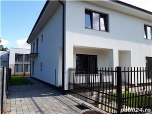 Dezvoltator casa duplex 4 cam 2 bai 120 mp intabulat la gri Selimbar - imagine 1