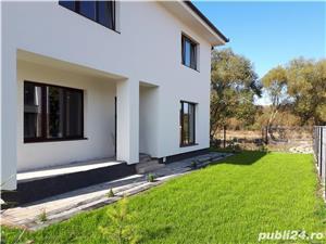 Dezvoltator casa duplex 4 cam 2 bai 120 mp intabulat la gri Selimbar - imagine 2