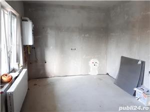 Dezvoltator casa duplex 4 cam 2 bai 120 mp intabulat la gri Selimbar - imagine 6