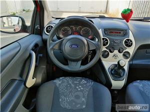 Ford Ka 2010 1.2 Benzina Clima 130.000 km acum adus Austria !  - imagine 5