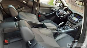 Ford Focus TITANIUM X NAVI-INC SCAUNE-EURO 5 - imagine 9