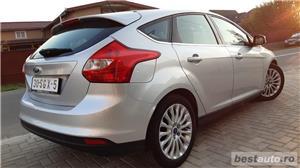 Ford Focus TITANIUM X NAVI-INC SCAUNE-EURO 5 - imagine 3