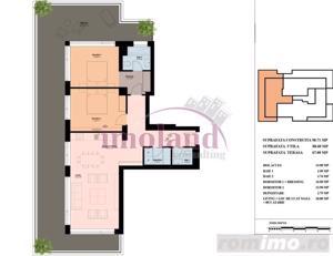 Apartamente unicat - vanzare - 3 camere - Pipera - imagine 13