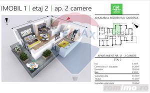 Apartament | 52 mp | Zona Borhanci | Comision 0% - imagine 9