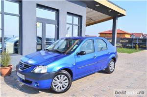 Dacia Logan an:2006=avans 0 % rate fixe=aprobarea creditului in 2 ore=autohaus vindem si in rate - imagine 1