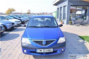 Dacia Logan an:2006=avans 0 % rate fixe=aprobarea creditului in 2 ore=autohaus vindem si in rate - imagine 3