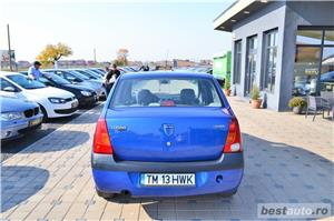 Dacia Logan an:2006=avans 0 % rate fixe=aprobarea creditului in 2 ore=autohaus vindem si in rate - imagine 17