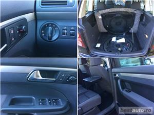 VW Touran 1.9TDI BLS Highline Tempomat Climatronic Senzori Carlig Import Germania - imagine 4