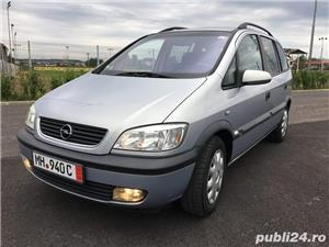 Opel Zafira  - imagine 3