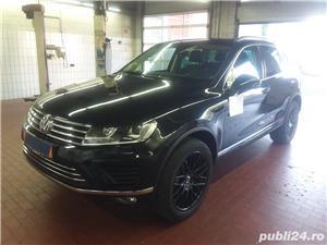 Volkswagen Touareg Bluemotion Facelift  - imagine 1