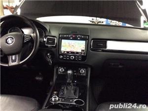 Volkswagen Touareg Bluemotion Facelift  - imagine 4