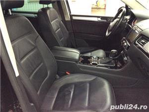 Volkswagen Touareg Bluemotion Facelift  - imagine 5