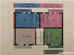 Apartamente & Garsoniere de vanzare Calea Cisnadiei - imagine 4