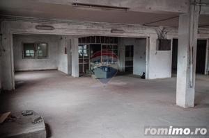 Spatiu de depozitare / productie  si casa ,zona Episcopia Bihorului - imagine 2