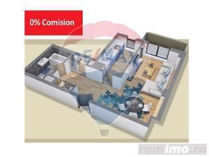 Sublim! Apartament luminos cu 1 camera langa cladirea VOX Torontalului - imagine 7