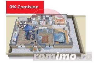 Comision 0%! Apartament cu 4 camere langa cladirea VOX Torontalului - imagine 1