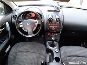4x4-SUV-Nissan Qashqai-145000km rea;li cu acte-CLIMA - imagine 5