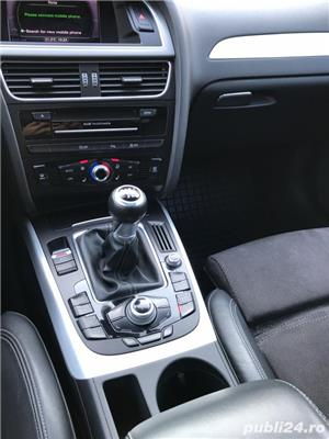 Audi A4 b8 avant s-line 177cp, panoramic,2013  - imagine 8