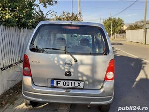 Opel Agila - imagine 3