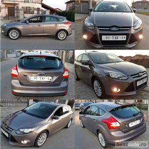 Ford/focus titanium x full benzina euro 5 !!! - imagine 9