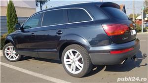 Audi Q7 S-line,sapte locuri,plafon panoramic,padele volan,proprietar,certificat fiscal pe loc! - imagine 3