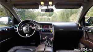 Audi Q7 S-line,sapte locuri,plafon panoramic,padele volan,proprietar,certificat fiscal pe loc! - imagine 5