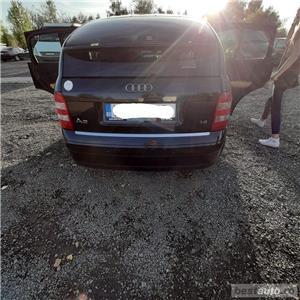 Audi A2 GPL /Benzina Euro 4 - imagine 4