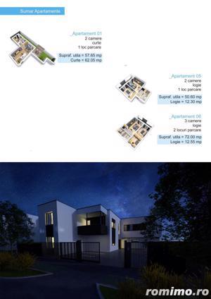 Ansamblu rezidential in zona de sud ! - imagine 3