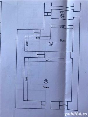 Ocazie!Spatiu Piata Traian-Parcul Poporului,52 mp. - imagine 3