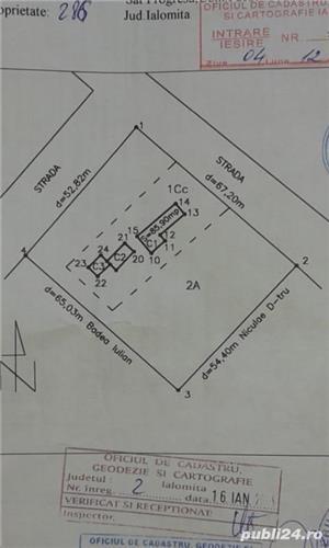 COMISION O, Casa 4 camere, Sat Progresu, Com. Facaeni, IL, 7 Km distanta de Bratul Borcea( Dunare ) - imagine 9
