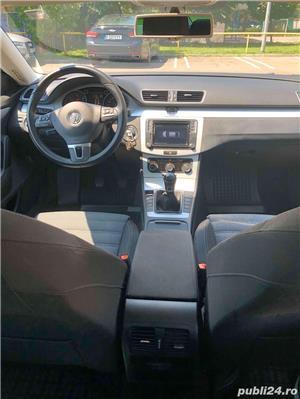 VW Passat CC, 2.0 Diesel,Euro 6 - imagine 6