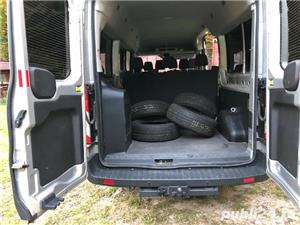 Ford Transit 8+1, 2,0 TDCI, masina inca in Garantie, conditie super, Carte, taxe si revizii la zi    - imagine 5