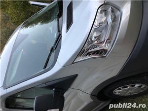 Ford Transit 8+1, 2,0 TDCI, masina inca in Garantie, conditie super, Carte, taxe si revizii la zi    - imagine 4
